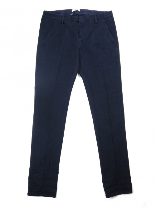 Dondup Man Pants Mod. UP235 Gaubert Col. 897 Dark Blue