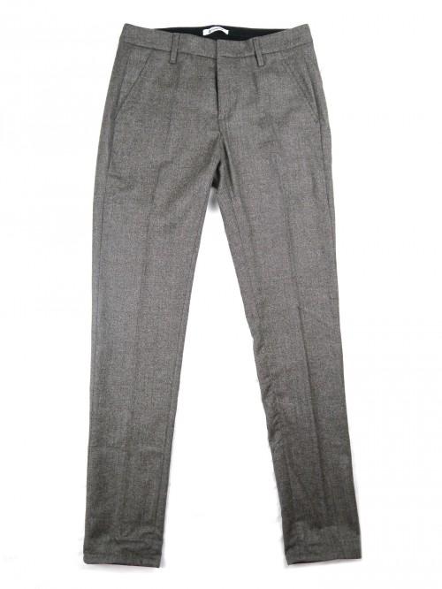 Dondup Man Pants Mod. UP235 Gaubert Col. 759 Grisaglia Brown