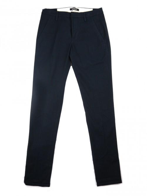 Dondup Man Pants Mod. UP235 Gaubert Col. 890 Dark Blue