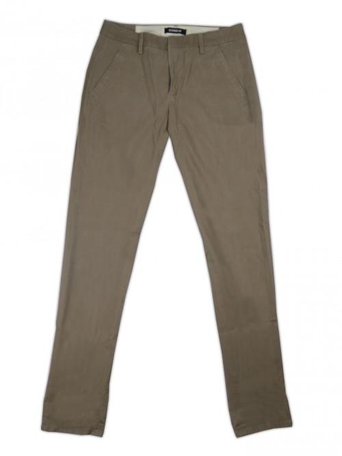Dondup Man Pants Mod. UP235 Gaubert Col. 010 Mud
