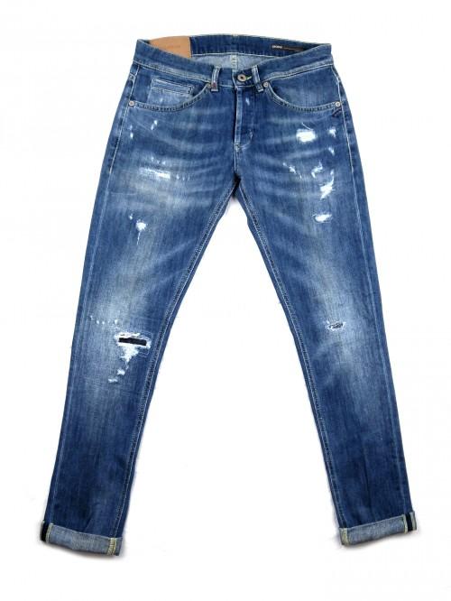 Dondup Jeans Men Mod. George UP232 DS107U S22G COL 800