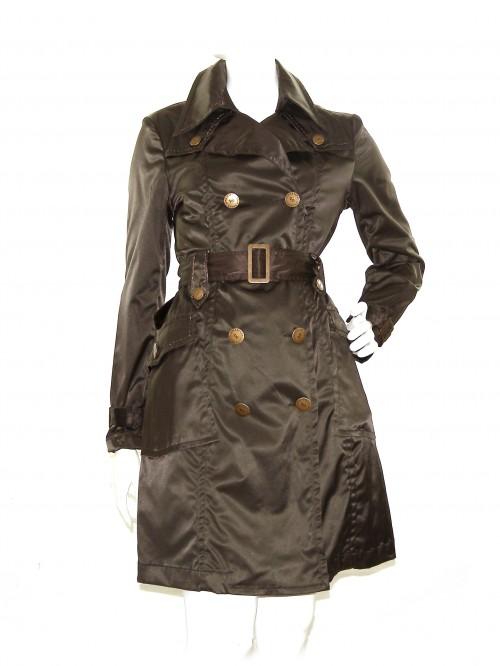 Zona Brera Waterproof Woman Jacket Art. Red Chanelle Brown