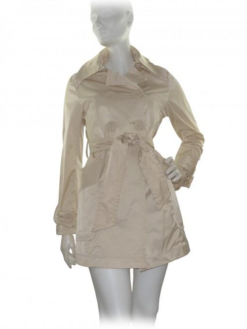 Zona Brera Waterproof Woman Jacket Art. Derek Beige