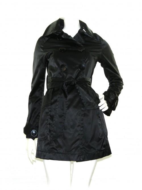Zona Brera Waterproof Woman Jacket Art. Derek Black