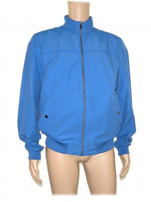 Geox Men's Jacket Mod. M8220D Ultramarine Jacket Light Blue
