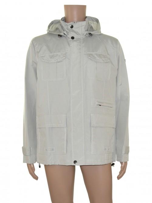 Navigare Men's Jacket Mod. 68353 Sahariana Light Beige