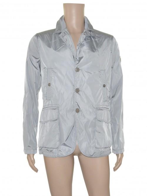 Rodrigo Man Jacket Mod. 8715 5133 Pearl Gray