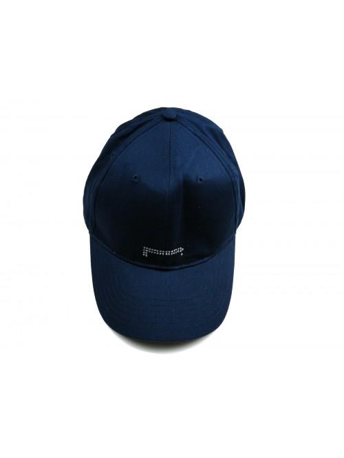 Pirelli Women's Cap Art. 41350 Swarovski inserts COL 179 Blue