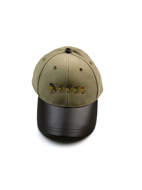 JC de CASTELBAJAC Man Cap Art. 16J 10146676 COL 90012 Military Green
