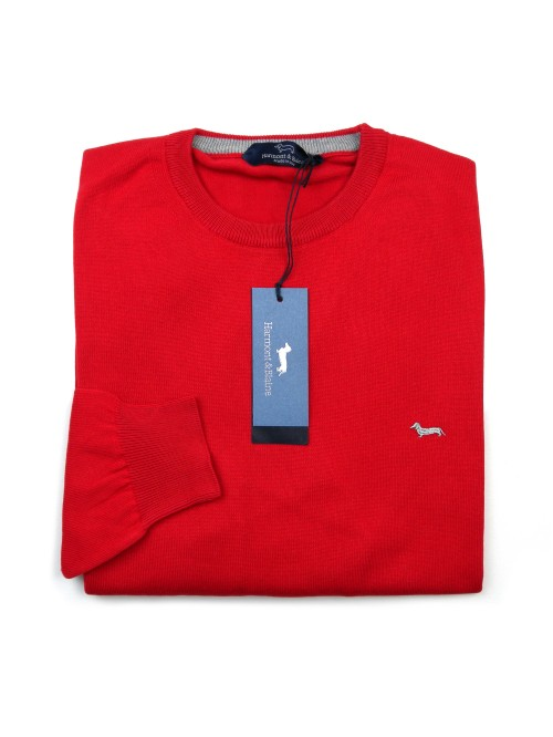 Harmont & Blaine Shirt Man Mod. HRB018 030053 COL 518 Red
