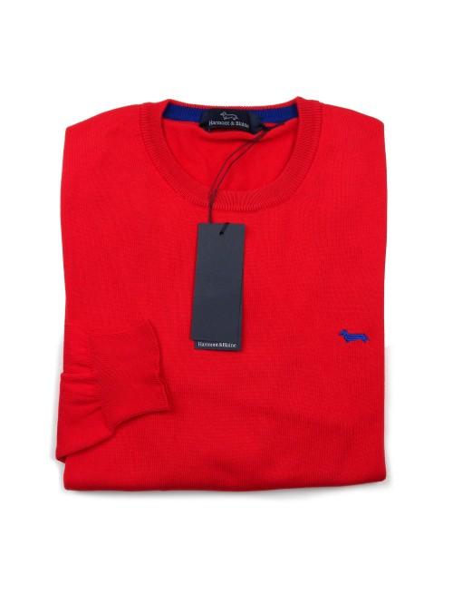 Harmont & Blaine Sweater Man Mod. H1174 30053 COL 534 Red