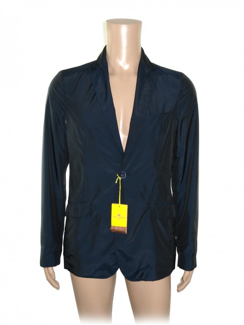 ETRO Man Jacket Mod.10874 9152 COL 200 Blue