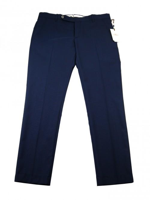 Entre Amis Men's Trousers Mod. P188345 / 1354 COL 401 Dark Blue