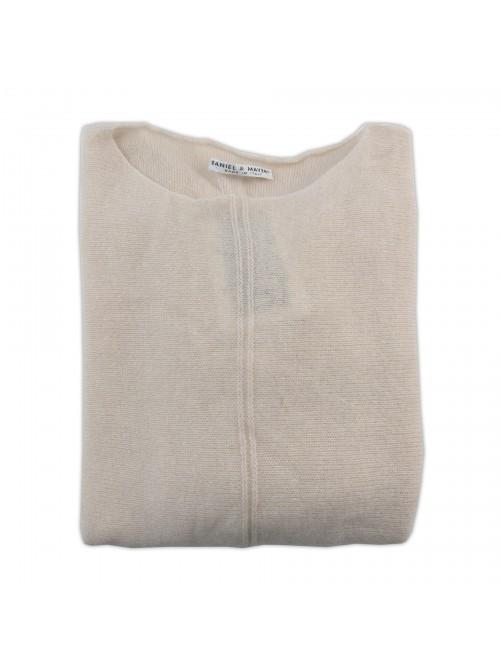 Daniel & Mayer Sweater Woman Art. 202 WF4033 Cream