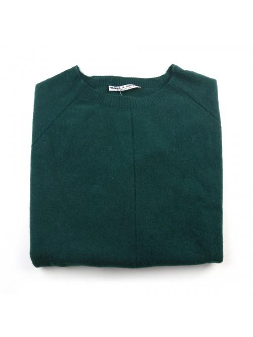 Daniel & Mayer Sweater Woman Art. 202 WF3805 Dark Green