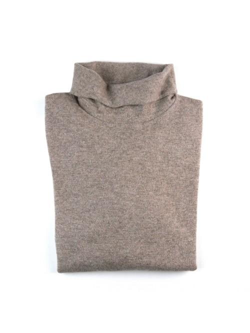 Daniel & Mayer Sweater Woman Art. W43214 COL 7028 Cork