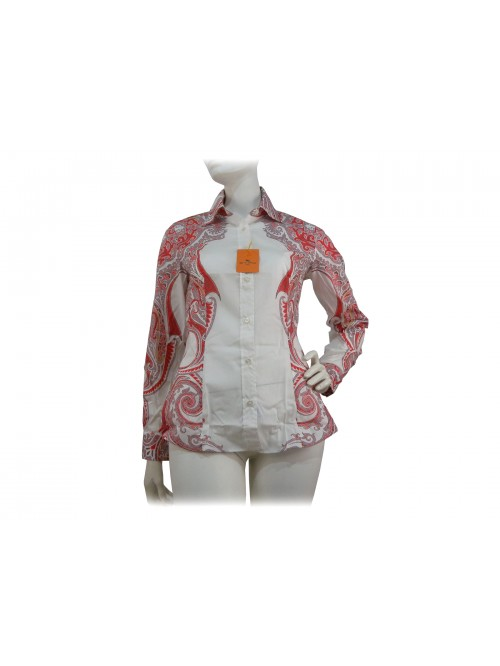 Etro Corall Cashmere Woman Shirt