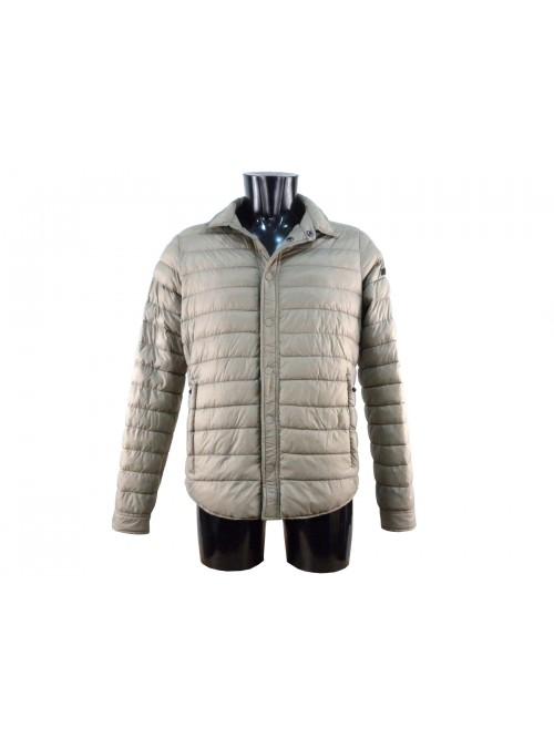 RRD Men's Padded Shirt Jacket Ice