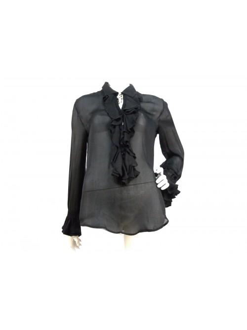 Roberto Cavalli Pleated women's shirt