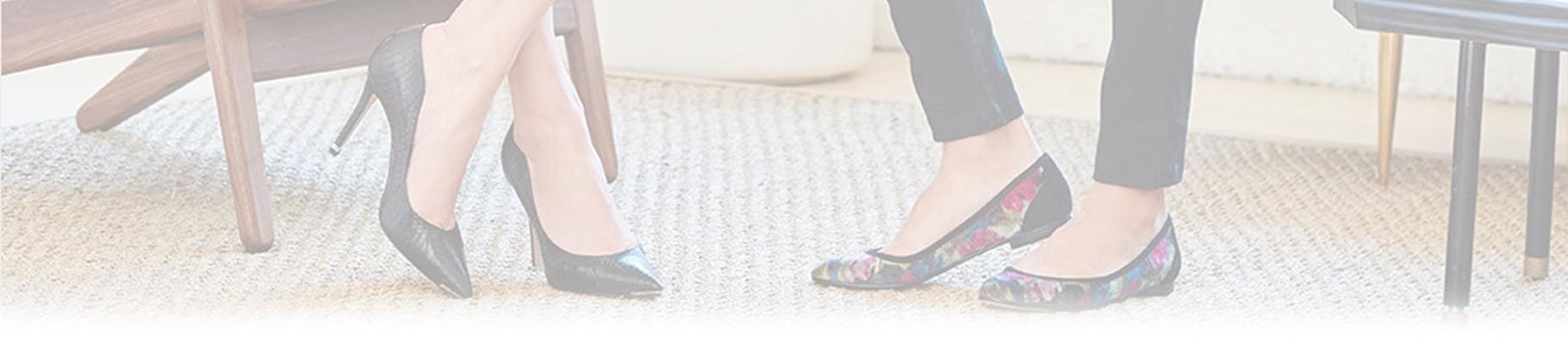 In questa sezione troverete scarpe firmate dalle linee classiche