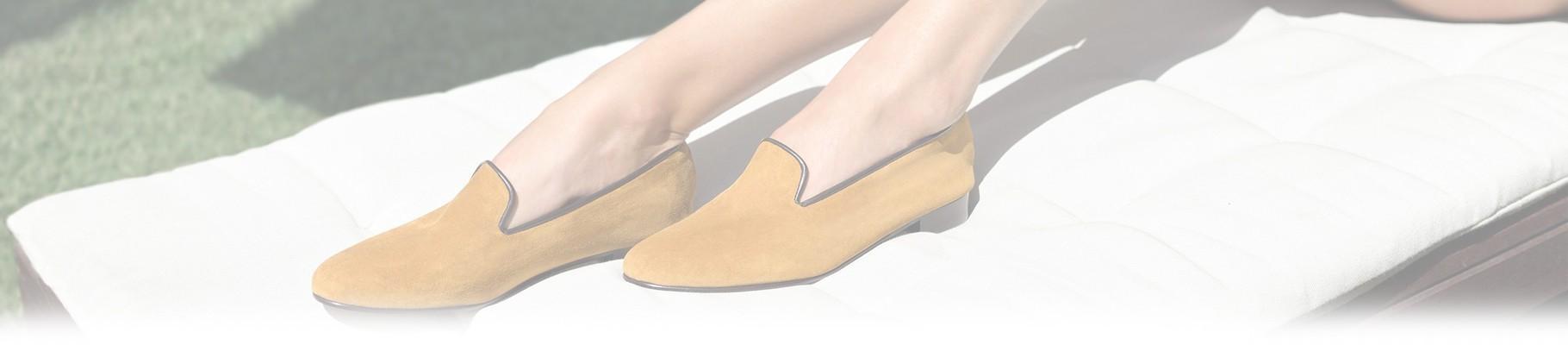 La scarpa mocassino da donna è il perfetto connubio casual