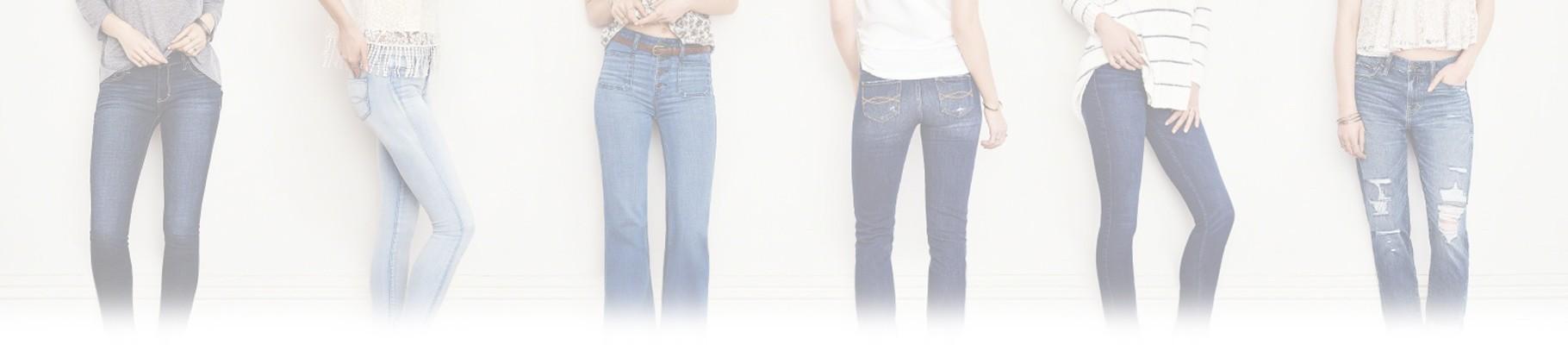 I jeans donna sono un capo di abbigliamento più amato dalle donne