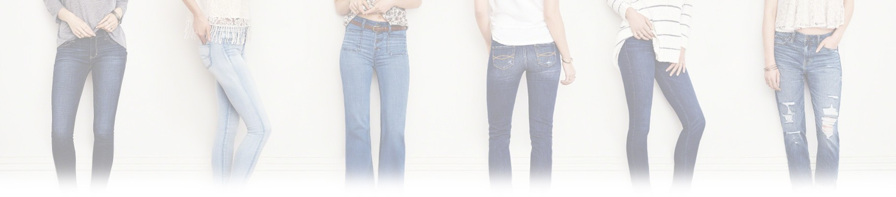 Women's jeans are a piece of clothing most loved by all women